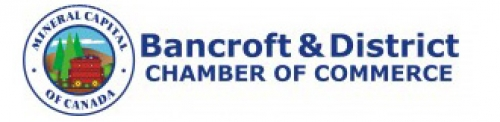 Visit the Bancroft & District Chamber of Commerce Website.